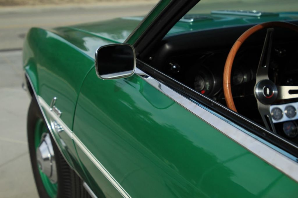 1969 Chevrolet Camaro  - 18335475 - 43