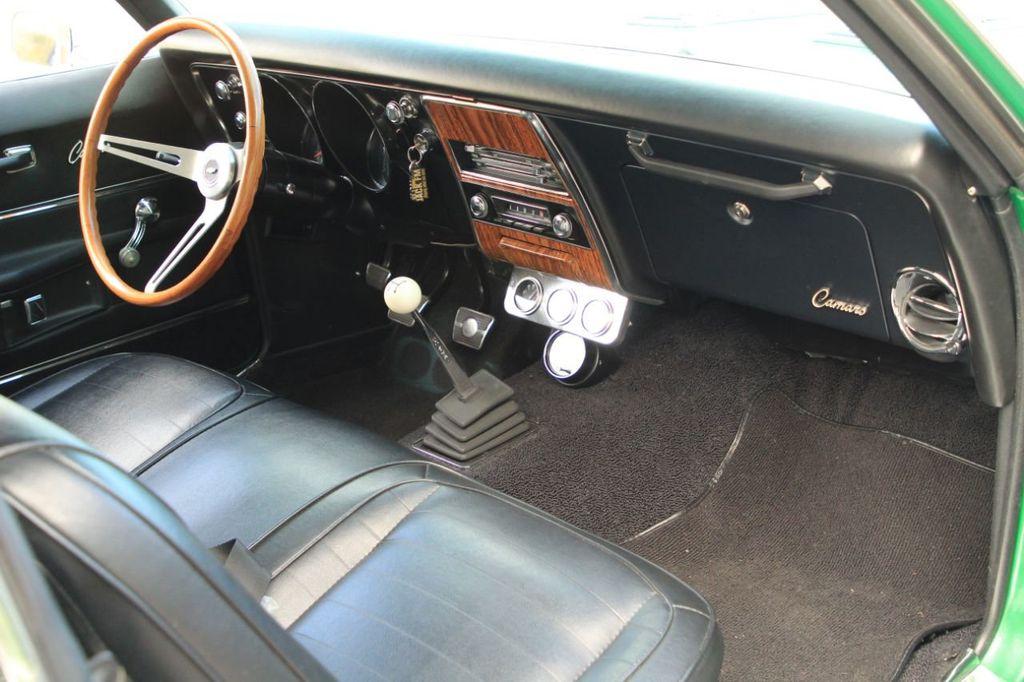 1969 Chevrolet Camaro  - 18335475 - 61