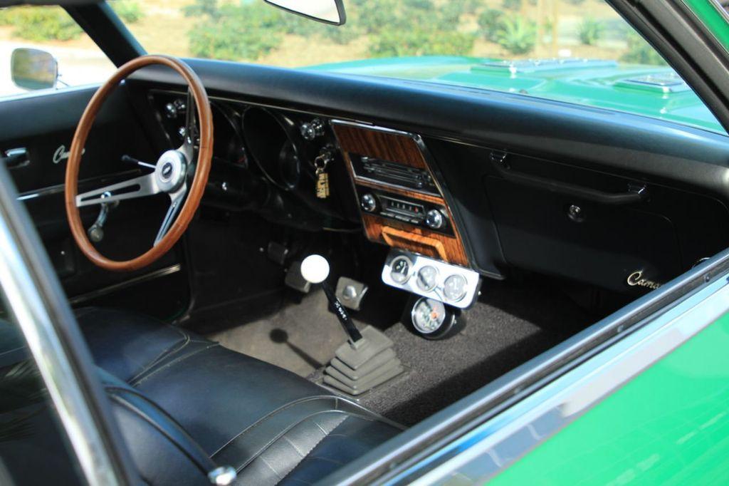 1969 Chevrolet Camaro  - 18335475 - 64