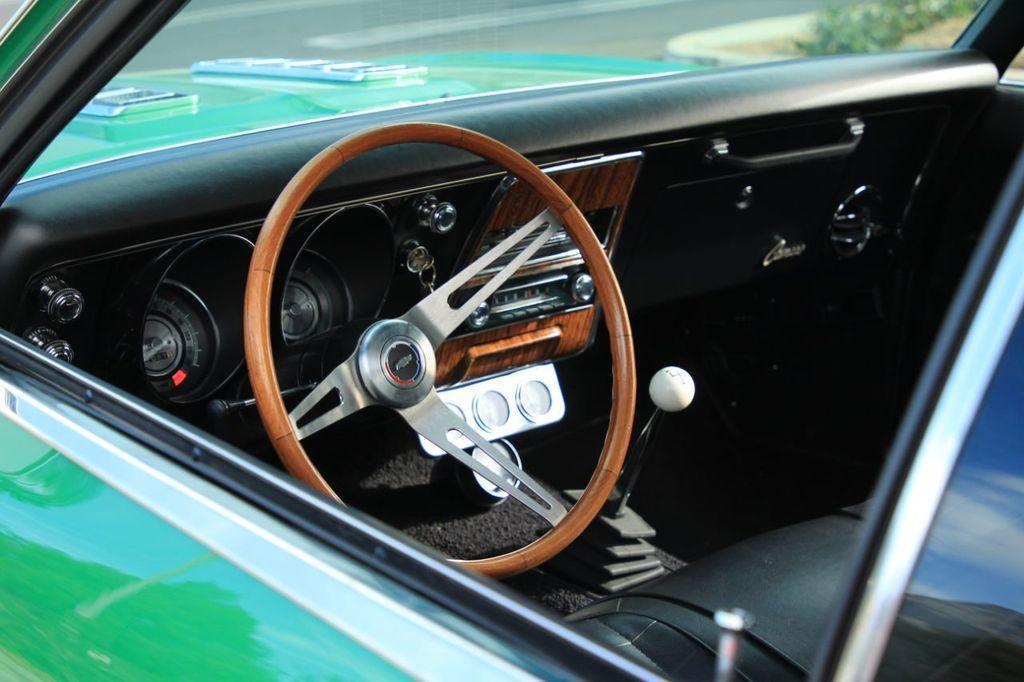 1969 Chevrolet Camaro  - 18335475 - 65