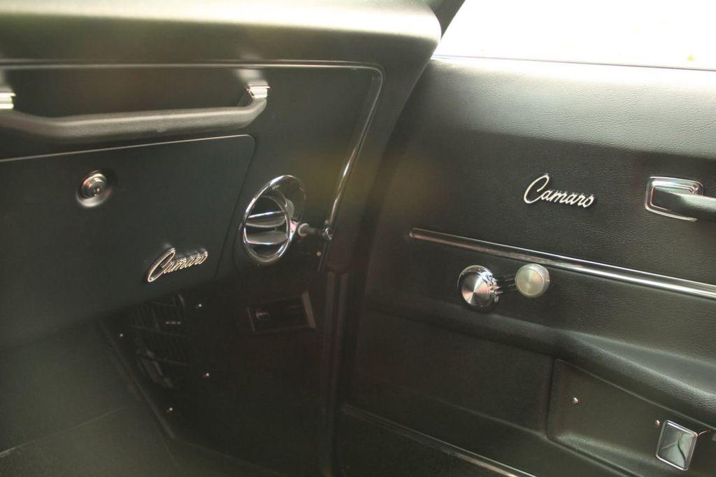 1969 Chevrolet Camaro  - 18335475 - 72