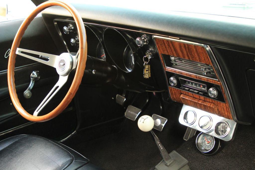1969 Chevrolet Camaro  - 18335475 - 7