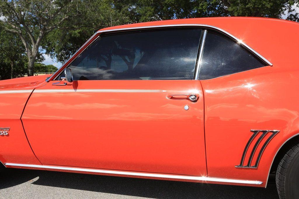 1969 chevrolet camaro for sale - 19124536 - 5