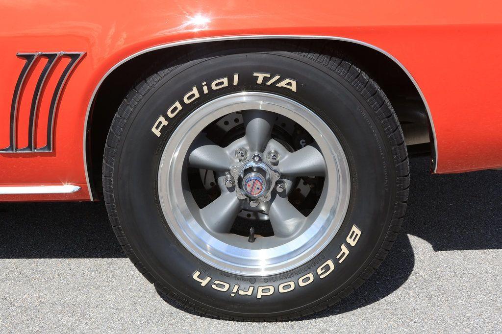 1969 chevrolet camaro for sale - 19124536 - 6