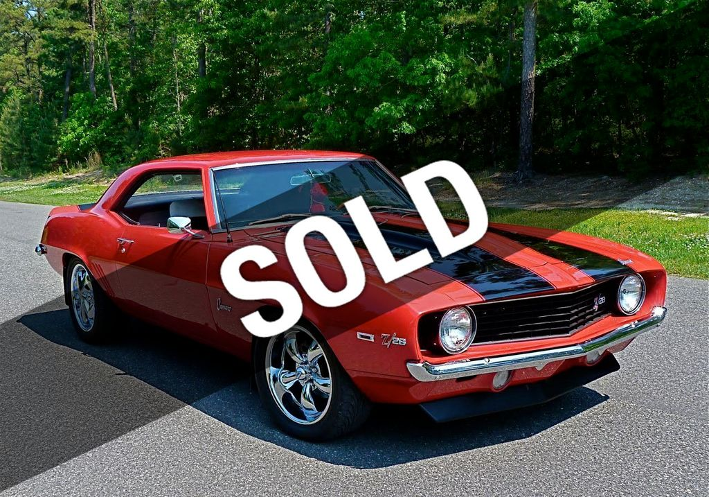 1969 Used Chevrolet Camaro Pro-Touring at WeBe Autos Serving Long ...