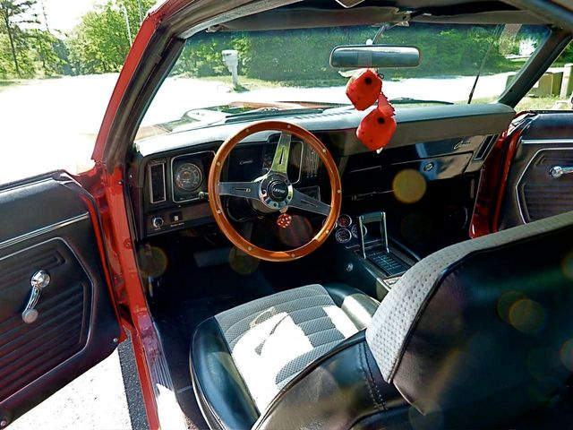 1969 Chevrolet Camaro Pro-Touring - Click to see full-size photo viewer