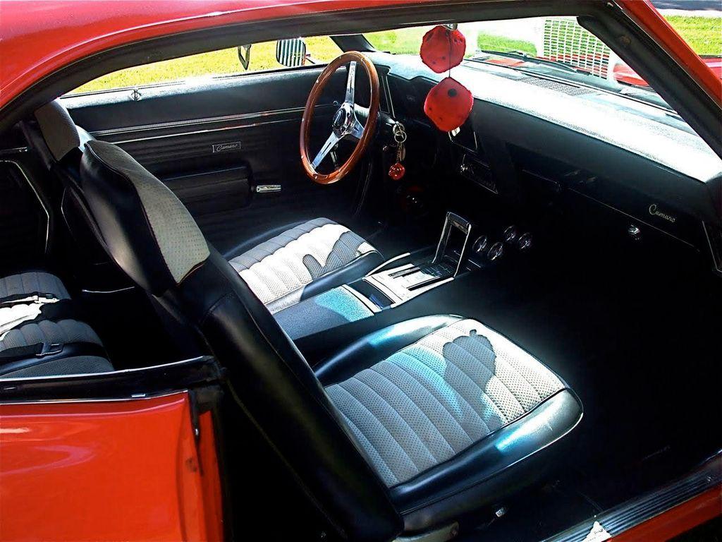1969 Chevrolet Camaro Pro-Touring - 6127347 - 15