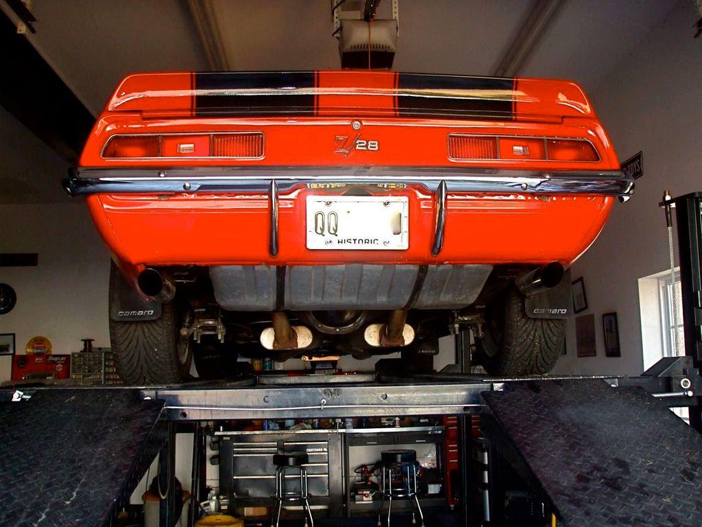 1969 Chevrolet Camaro Pro-Touring - 6127347 - 46