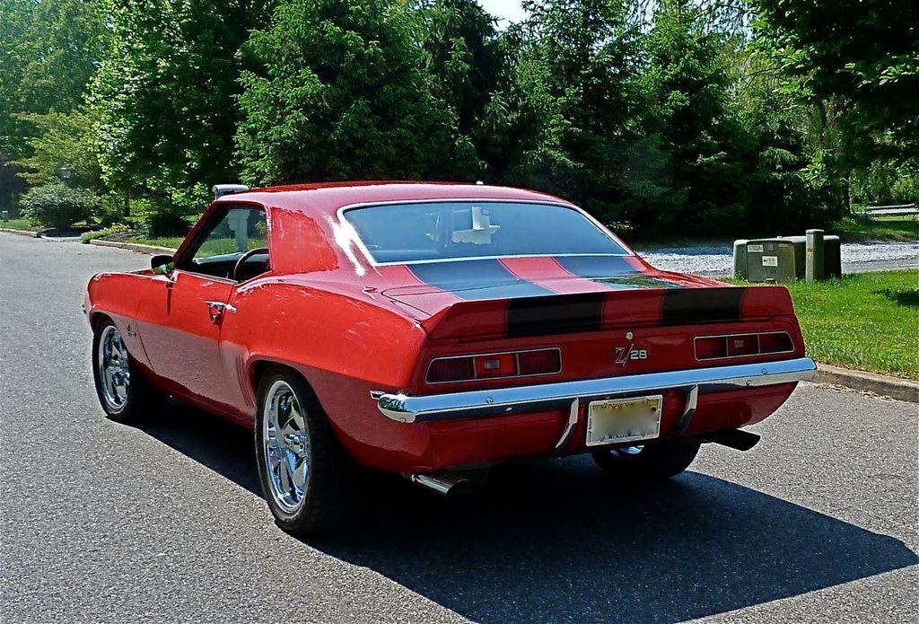 1969 Chevrolet Camaro Pro-Touring - 6127347 - 5