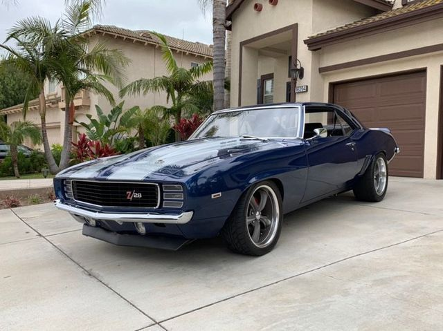 1969 Chevrolet Camaro Resto-Mod Coupe for Sale Riverhead, NY - $72,500 -  Motorcar com