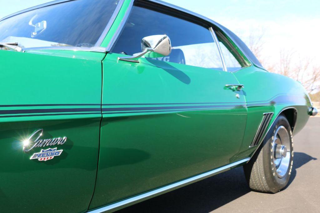 1969 Chevrolet Camaro Yenko COPO - 18515489 - 13