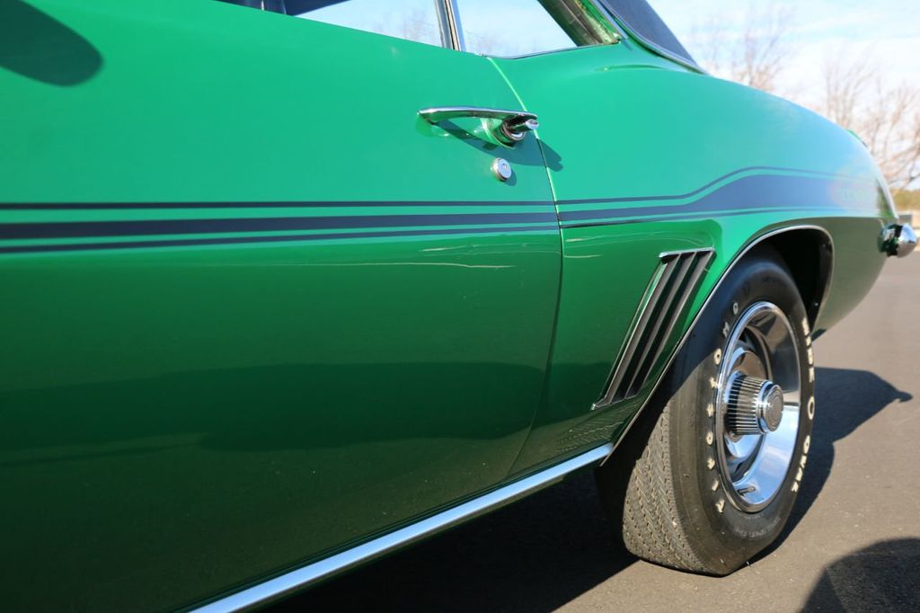 1969 Chevrolet Camaro Yenko COPO - 18515489 - 14