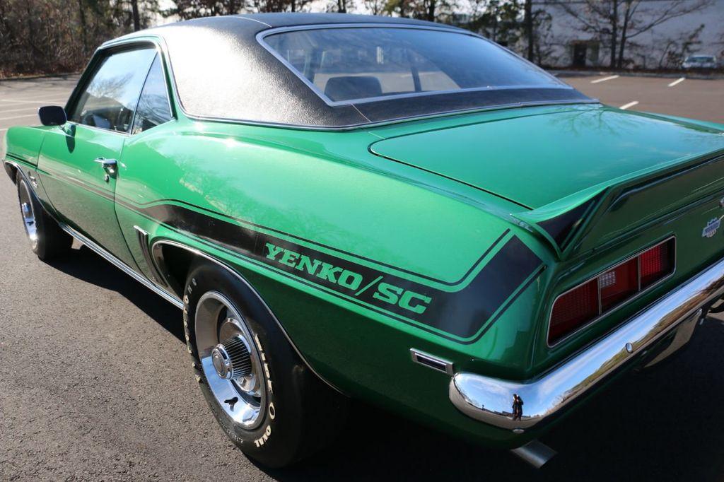 1969 Chevrolet Camaro Yenko COPO - 18515489 - 15