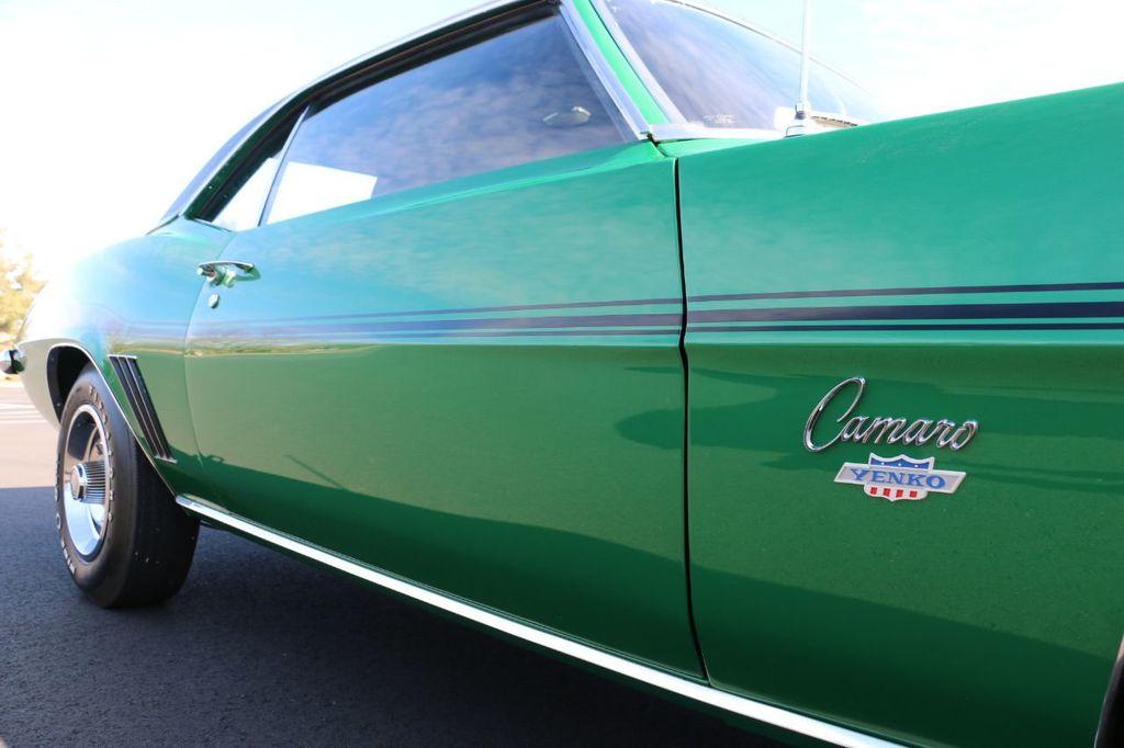 1969 Chevrolet Camaro Yenko COPO - 18515489 - 21