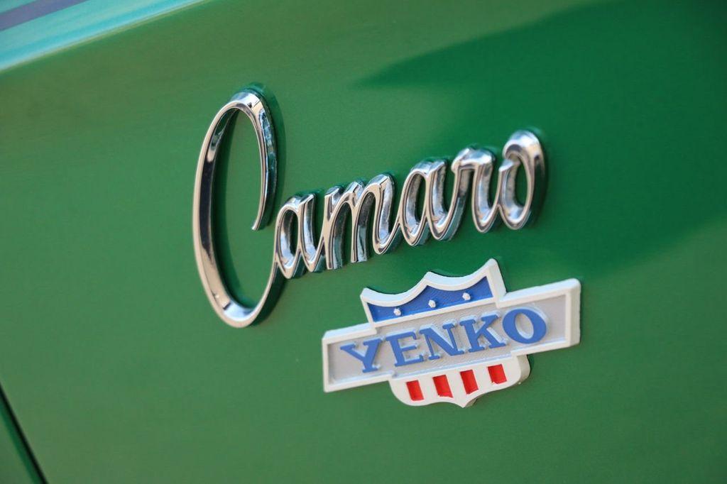 1969 Chevrolet Camaro Yenko COPO - 18515489 - 22