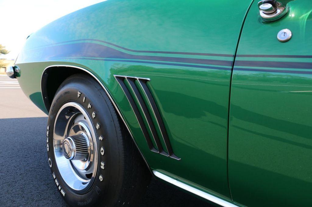 1969 Chevrolet Camaro Yenko COPO - 18515489 - 24