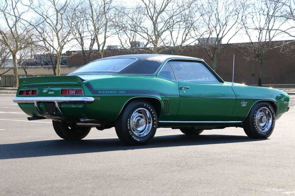 1969 Chevrolet Camaro Yenko COPO - 18515489 - 5