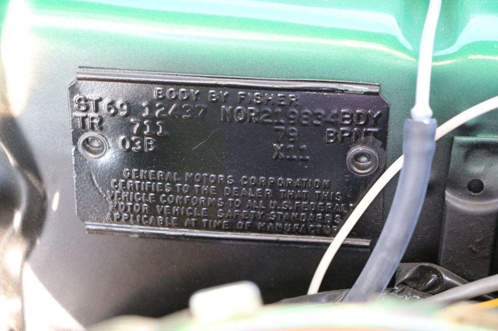 1969 Chevrolet Camaro Yenko COPO - 18515489 - 77
