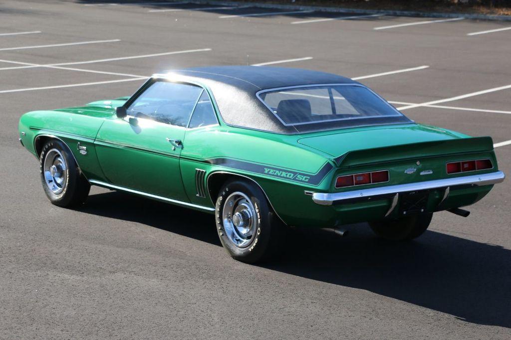 1969 Chevrolet Camaro Yenko COPO - 18515489 - 8