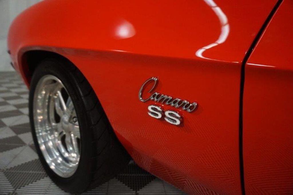 1969 Chevrolet Camaro SS ZL540 Street Bully - 10908466 - 9