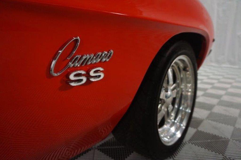 1969 Chevrolet Camaro SS ZL540 Street Bully - 10908466 - 10