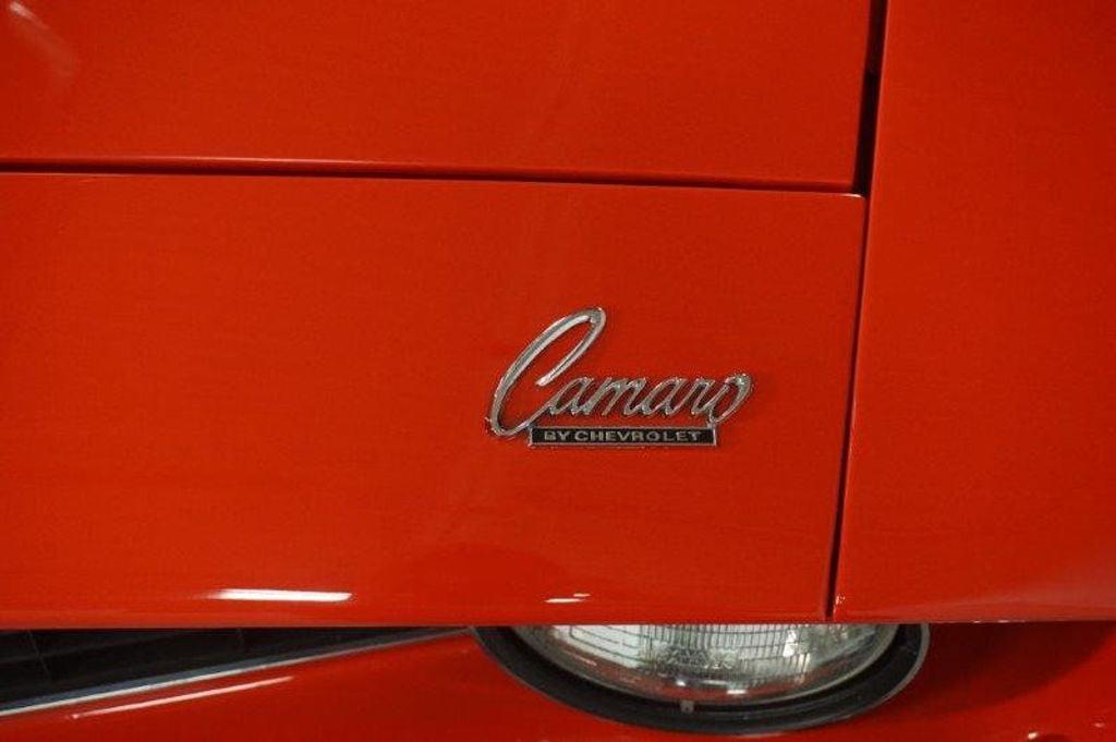 1969 Chevrolet Camaro SS ZL540 Street Bully - 10908466 - 11