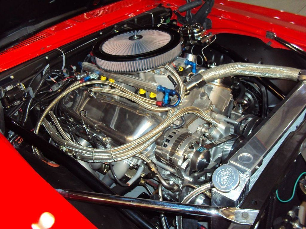 1969 Chevrolet Camaro SS ZL540 Street Bully - 10908466 - 31
