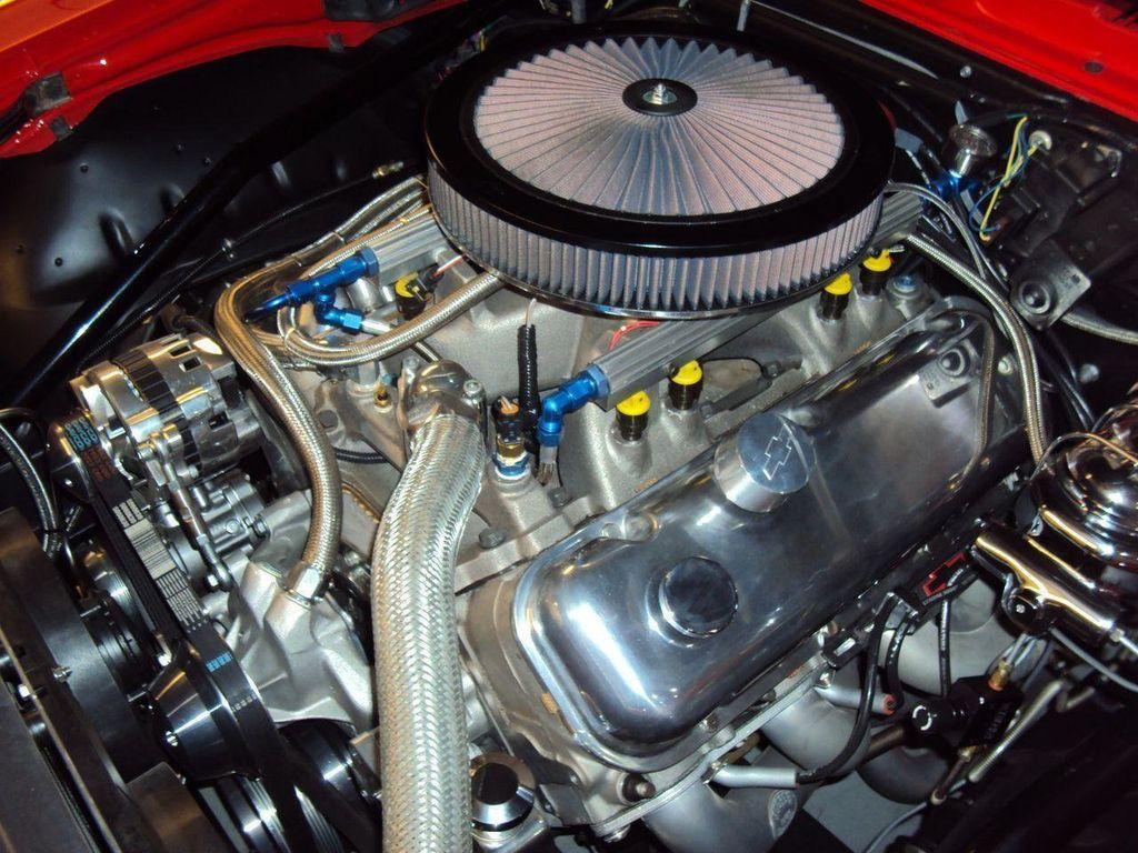 1969 Chevrolet Camaro SS ZL540 Street Bully - 10908466 - 34