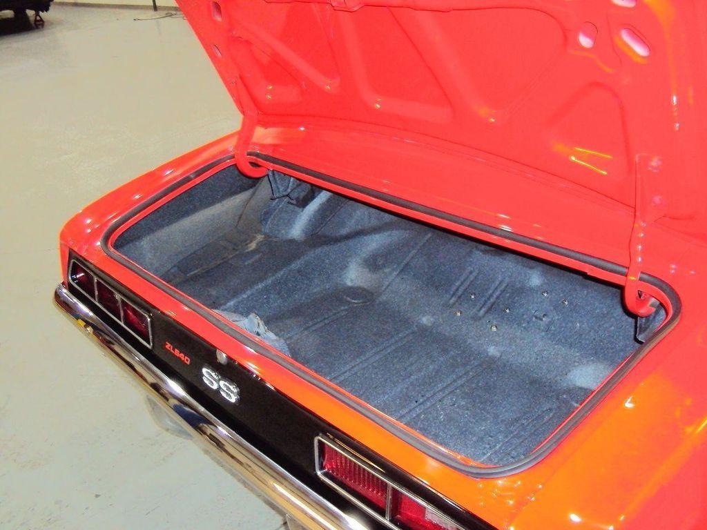 1969 Chevrolet Camaro SS ZL540 Street Bully - 10908466 - 42