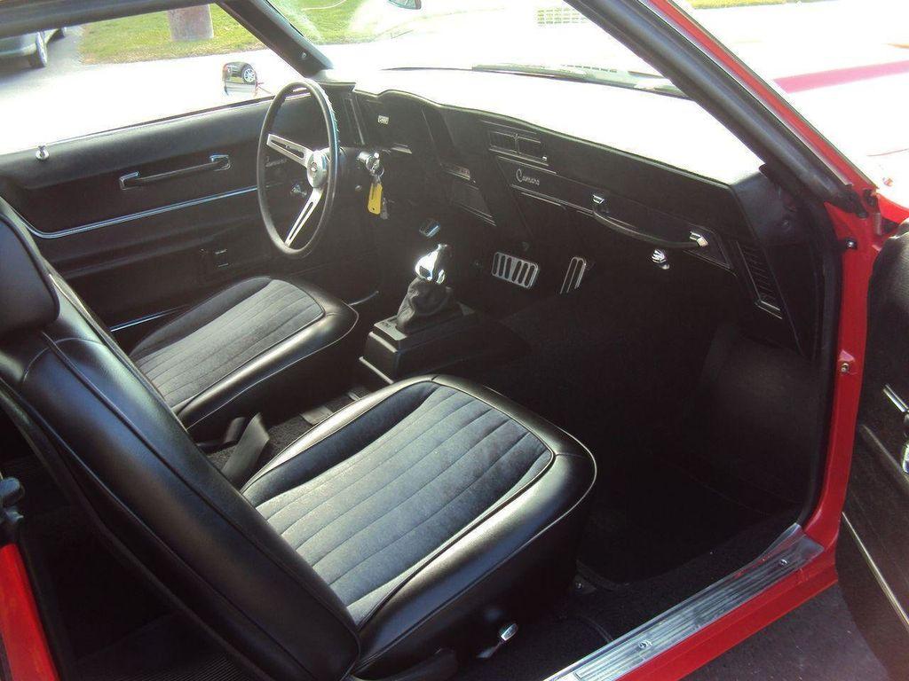1969 Chevrolet Camaro SS ZL540 Street Bully - 10908466 - 44