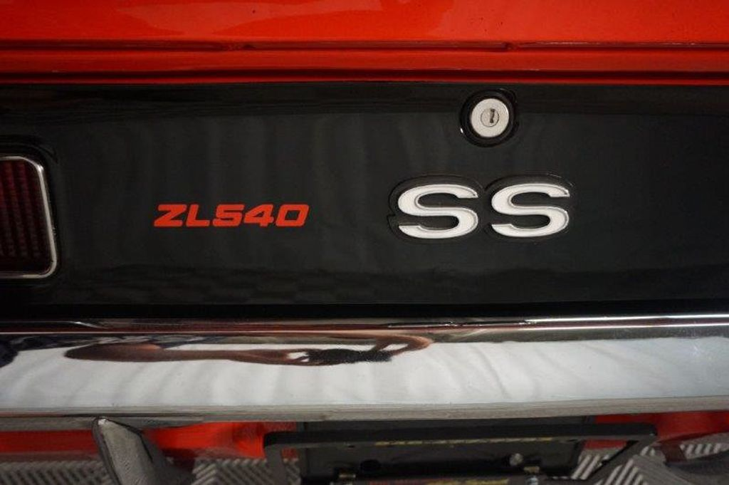1969 Chevrolet Camaro SS ZL540 Street Bully - 10908466 - 55