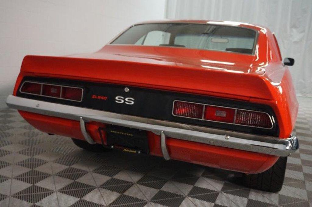 1969 Chevrolet Camaro SS ZL540 Street Bully - 10908466 - 8
