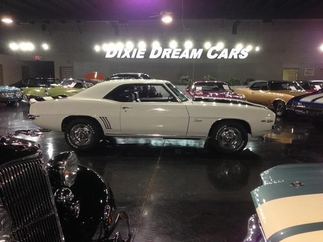 1969 Used Chevrolet Camaro Z/28 Z/28 at DIXIE DREAM CARS