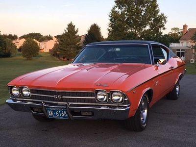 1969 Chevrolet Chevelle  Sedan