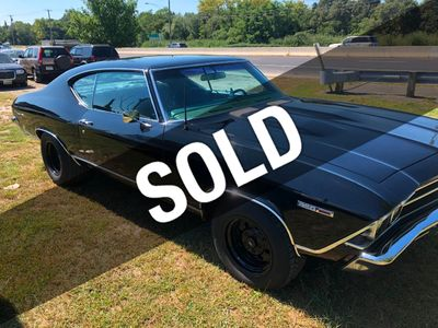 1969 Chevrolet Chevelle For Sale Coupe