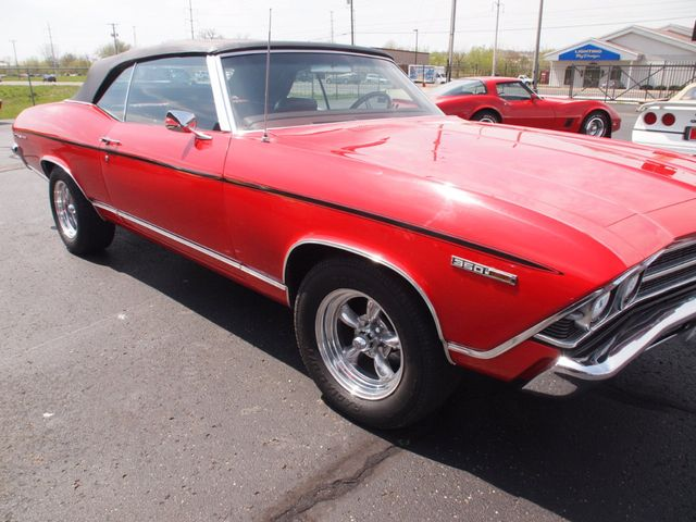 1969 Chevrolet Chevelle Malibu - Click to see full-size photo viewer