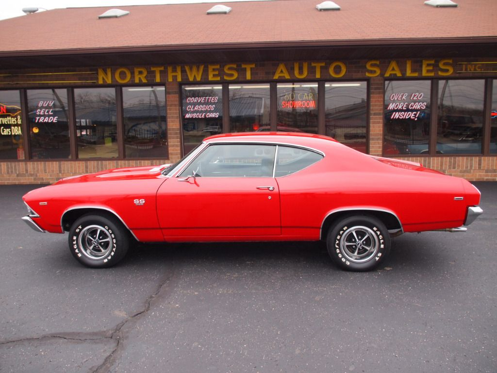 1969 Used Chevrolet Chevelle SS At WeBe Autos Serving Long Island