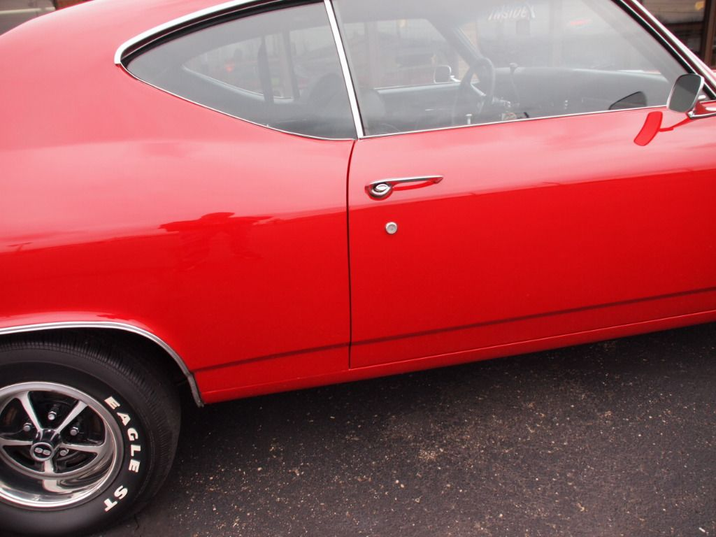 1969 Chevrolet Chevelle SS - 16153589 - 16