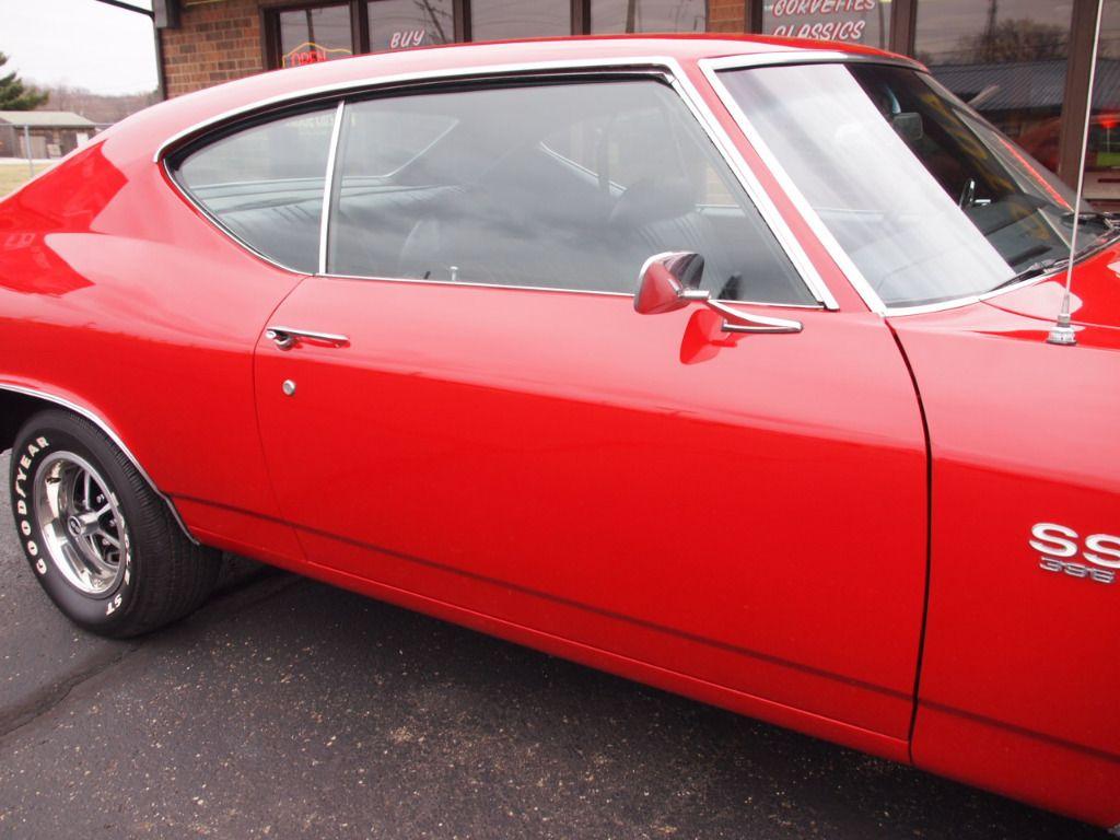 1969 Chevrolet Chevelle SS - 16153589 - 17