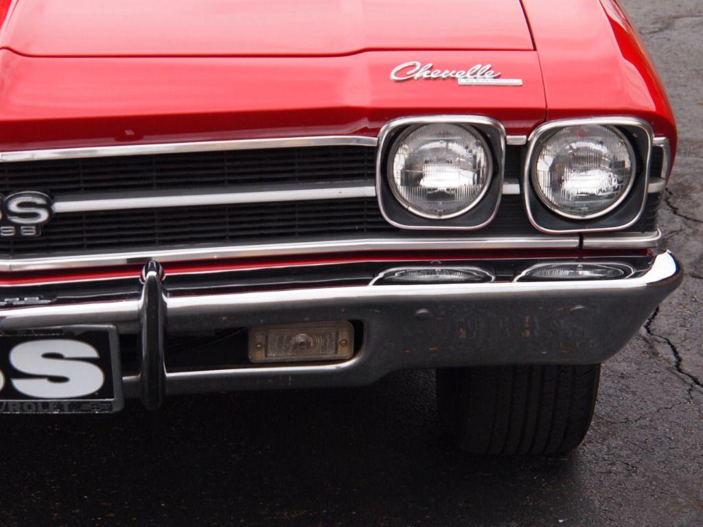 1969 Chevrolet Chevelle SS - 16153589 - 23