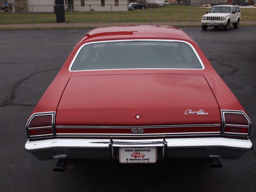 1969 Chevrolet Chevelle SS - 16153589 - 27