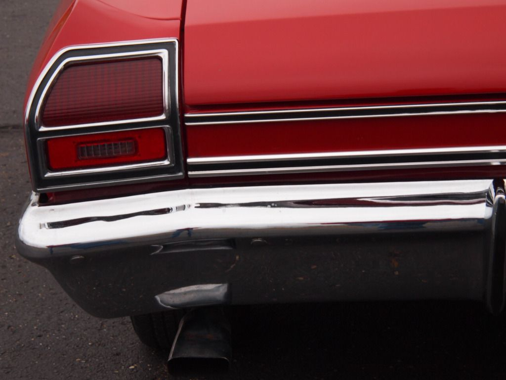 1969 Chevrolet Chevelle SS - 16153589 - 33