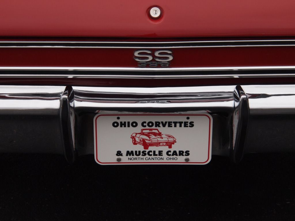 1969 Chevrolet Chevelle SS - 16153589 - 35