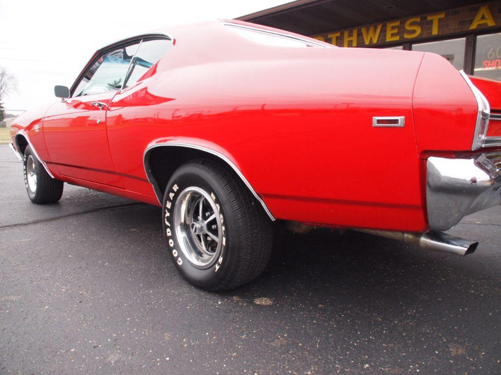 1969 Chevrolet Chevelle SS - 16153589 - 4