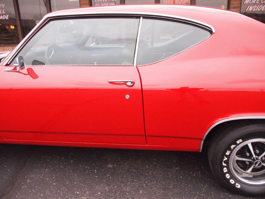 1969 Chevrolet Chevelle SS - 16153589 - 5