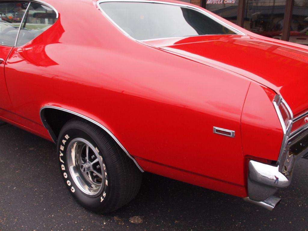 1969 Chevrolet Chevelle SS - 16153589 - 6