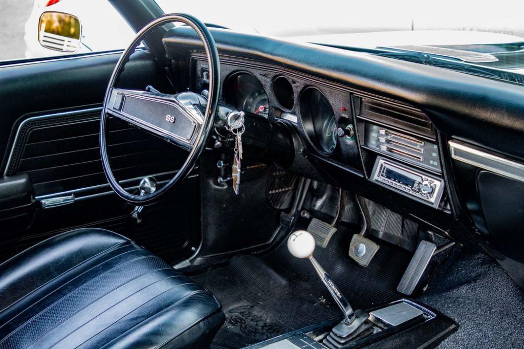 1969 Chevrolet Chevelle SS  - 18646793 - 12