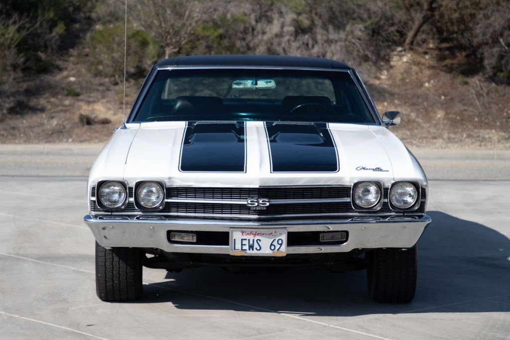 1969 Chevrolet Chevelle SS  - 18646793 - 1