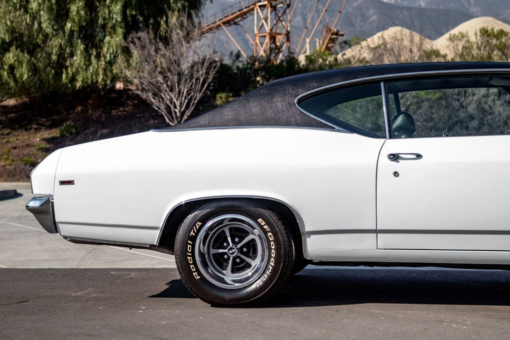 1969 Chevrolet Chevelle SS  - 18646793 - 22