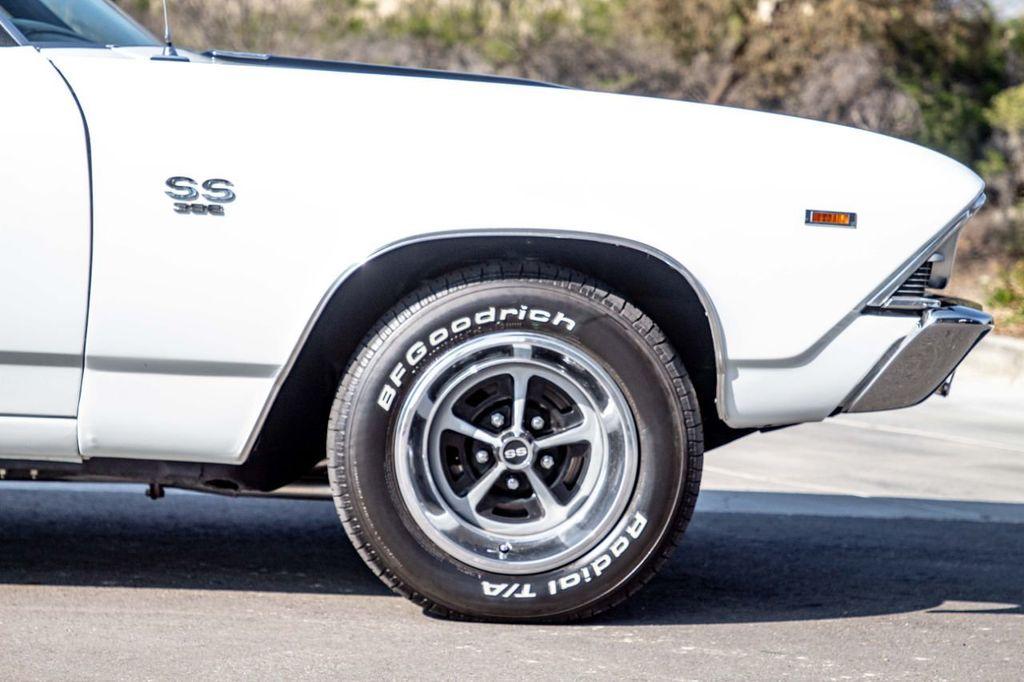 1969 Chevrolet Chevelle SS  - 18646793 - 24